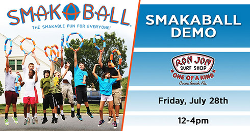 Smakaball Demo in Cocoa Beach July 28th from 12 to 4pm0|14