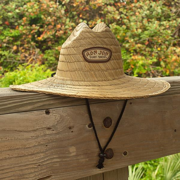 Ron Jon Straw Lifeguard Hat