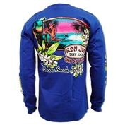 Ron Jon Paradise Surf Long Sleeve Tee - Cocoa Beach