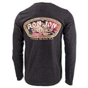 Ron Jon Hawaiiana Badge Long Sleeve Tee - Extended Sizes