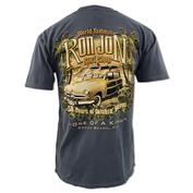 Ron Jon 50th Anniversary World Famous Woody Tee