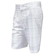 Ron Jon Swift Plaid 4-Way Walkshort