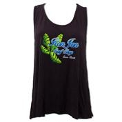 Ron Jon Ladies Beach Scene Tank