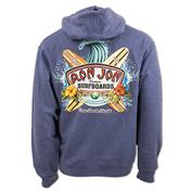 Ron Jon World Famous Hooded Fleece