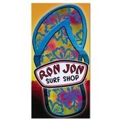 Ron Jon Flip Flop Shorty Sticker