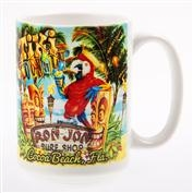 Ron Jon Tiki Lounge Coffee Mug