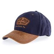 Ron Jon Navy / Brown Badge Hat