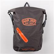 Ron Jon Waterproof Backpack - Grey