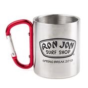 Ron Jon Spring Break 2018 Carabiner Mug - Red