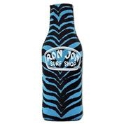 Ron Jon Party Popper Bottle Suit - Black/Aqua Zebra