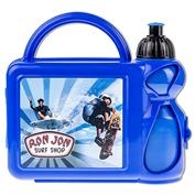 Ron Jon Blue Surf/Skate Snack Box