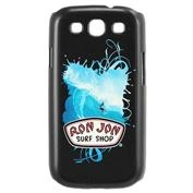 Ron Jon Samsung Galaxy III Hard Snap Case - Wave