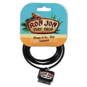 Ron Jon iPhone & iPod Lanyard - Black