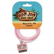 Ron Jon iPhone & iPod Lanyard - Pink