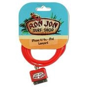 Ron Jon iPhone & iPod Lanyard - Red