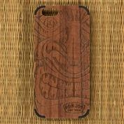 Ron Jon iPhone 6 Tiki Wooden Case