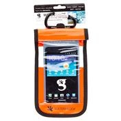 Ron Jon Large Waterproof Phone Case - Orange