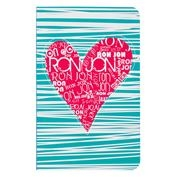 Ron Jon Heart and Stripes Journal