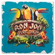 Ron Jon Birds Of Paradise Coaster