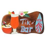 Ron Jon Coconut & Hurricane Tiki Bar Sign