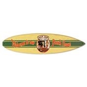 Ron Jon Welcome To Our Beach House Surfboard Sign