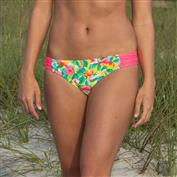 Ron Jon Flamingo Fever Hipster Bikini Bottom