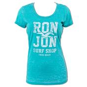 Ron Jon Junior Shorebird Triblend Tee - Cocoa Beach