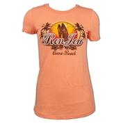 Ron Jon Junior Vintage Sunset Tee - Heather