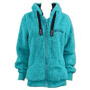 Ron Jon Super Cuddly Zip Womens Hoodie