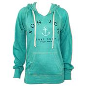 Ron Jon Anchor Pull Over Hoodie - Cocoa Beach