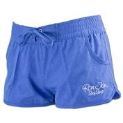 Ron Jon Junior Hibiscus Print Boardshort - Blue