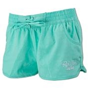 Ron Jon Junior Hibiscus Boardshort - Aqua