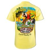 Ron Jon Wildlife Guard Tee - Cocoa Beach