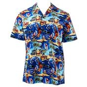 Hawaiian Holiday Button Up Shirt