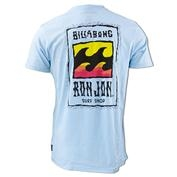 Billabong Ron Jon Collaboration Fusion Tee