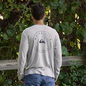 Quiksilver Talk To Much Long Sleeve Tee