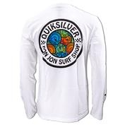 Quiksilver Ron Jon Collaboration Dealer Long Sleeve Tee