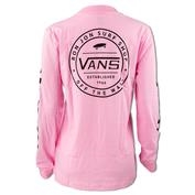 Vans Ron Jon Newhouse Juniors Long Sleeve Tee