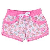 Earth Nymph Girls Mermaid Love Boardshorts Age 2-8