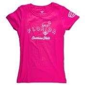 Ron Jon Roxy Girls Flamingo Tee