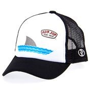 Ron Jon Kids Sharky Badge Hat - Big