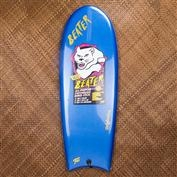 Catch Surf Beater Original 54 Finless Board - Royal