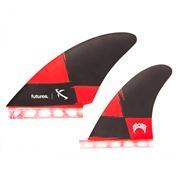 Futures ...Lost Seaworthy Quad Fin Set