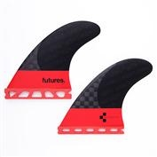Futures JC1 Blackstix Thruster Fin Set