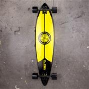 Z-Flex 38'' Complete Pintail Longboard - Yellow