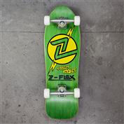 Z-Flex Street Rocket Complete Skateboard - Green/Yellow