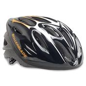 Rollerblade Workout Helmet - Black/Silver