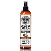 Coconut Joe's Exotic Coconut Dark Tanning Oil