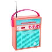 Retro Sounds MPS Speaker With AM/FM Radio