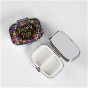 Natural Life Happy Pills Pill Box